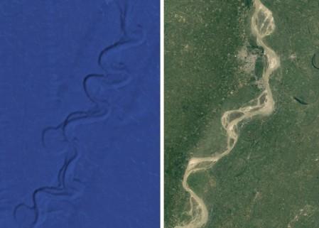 Ganges drill region