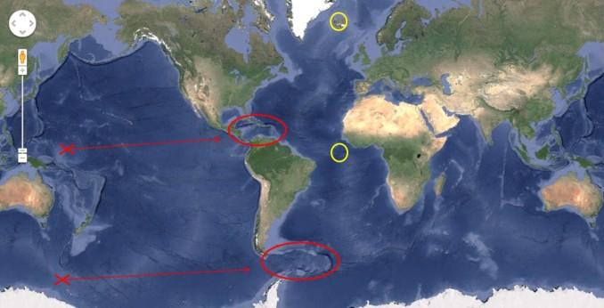 Simultaneous impacts Fig1 April2020
